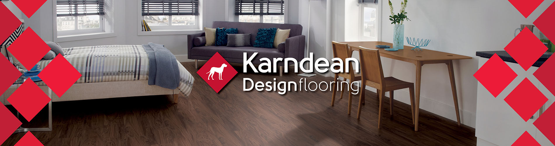 Save on Karndean Luxury Vinyl Tile Flooring at Abbey Carpet of Watertown, NY