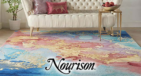 Save on Nourison Area Rugs & Carpet at Abbey Carpet of Watertown, NY