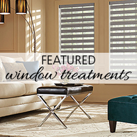 Featured Window Treatments